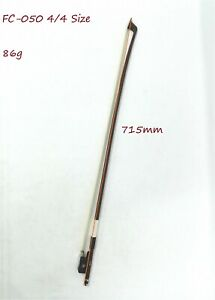 Symphony FC-050 4/4 Size Cello Bow–Brazil-wood, Octagonal Stick, Real Horse Hair