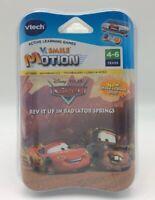 Vtech V.smile Motion Active Learning System - Disney PIXAR Cars