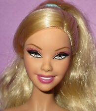 Barbie Basics 1.5 Mo 06 Black Dress Blonde Model Muse Doll for OOAK or Play!