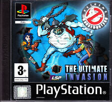 Extreme Ghostbusters The Ultimate Invasion PlayStation 1 PLAYABLE PS1 PS2 PS3