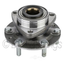 Wheel Bearing and Hub Assembly Front BCA Bearing WE60958