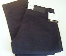 NWT MENS CALVIN KLEIN BRUSHED COTTON SATEEN STRAIGHT FIT PANT CLASIC NAVY 32X32