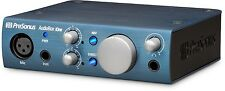 PreSonus AudioBox iOne USB 2 Computer Recording Interface & Studio One Software