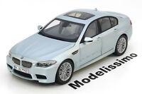 1:18 Paragon BMW M5 F10 2011 silverblue-metallic