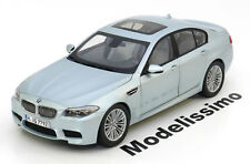 1:18 Paragon BMW M5 F10 2011 silverblue-metallic