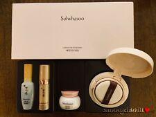 Sulwhasoo Luminature KIT 4items Serum Ginseng Glow Cream Perfecting cushion USPS