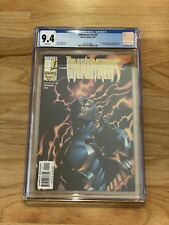 Inhumans Volume 2 #5 CGC 9.4 1st Apperance Of Yelena The New Black Widow!