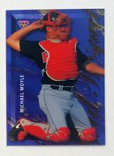 1995 Futera ABL Australian Baseball Gold Prospect #GP3 Michael Moyle