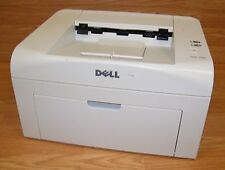 **FOR REPAIR** Dell 1100 Standard Desktop Laser Printer w/ Power Supply *READ*