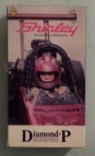diamond p  SHIRLEY THE FIRST LADY OF MOTORSPORTS muldowney  VHS VIDEOTAPE
