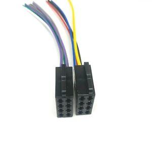 JVC KWM150BT KW-M150BT Digital Multimedia Receiver for Power & Wire Harness