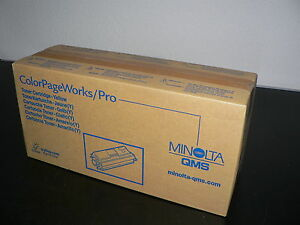 Minolta QMS Originaltoner YELLOW 0940-501 ColorPageWorks/Pro