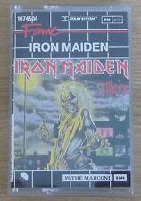 Cassette K7 Tape Iron Maiden Killers 107 4504 Tc-FA 41 31224 Made in UK Fame