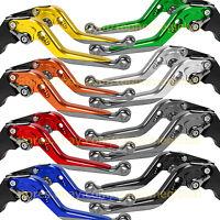 For Yamaha XJR400 / XJR400R Extending Clutch Brake Lever CNC