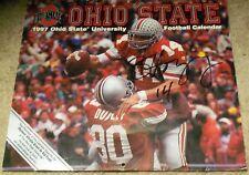 Bobby Hoying Ohio State University OSU Buckeyes Calendar 1997, Autographed