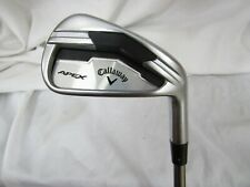 Used RH Callaway Apex  Single 4 Iron Project X Steel Steel Shaft Stiff X Flex
