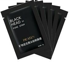 25/Lot PILATEN Blackhead remover pore strip 6gr, deep cleansing black mud mask