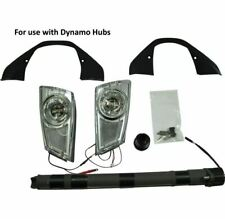 Bontrager Satellite Forklight 2012 Xdas Dynamo Bike Lights  BRAND NEW RRP £64.99