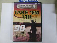 Take 'Em Viii - Waterfowl Hunting Action (Hunter Specialties) Dvd