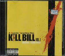 Kill Bill Vol. 1 - Nancy Sinatra/Bacalov/The RZA/Quincy Jones sticker CD Ottimo