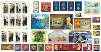 RUSSIA 2020 FULL YEAR Set, MNH, Free Shipping, incl Surcharges Genuine