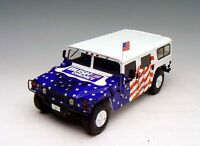 Hummer Humvee H1 AM General Bush Cheney 2000 US Election 1/18 by Exoto TDT01806