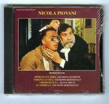 CD (NEW)NICOLA PIOVANI (DOMANI ACCADRA STRANA LA VITA CHIARI DI LUNA I CAMMELLI)