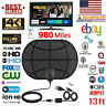 980Mile Range Antenna TV Digital HD Skywire 4K Antena Digital Indoor HDTV 1080p~