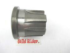 Sprocket Shaft, Stock Length: Dyna 06-11; Softail 07-10; Harley Custom Use.