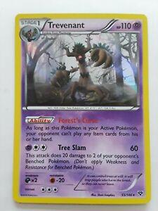 Trevenant rare holo 55/146 XY Series Pokemon card