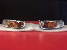 Genuine Toyota 1997-1998 Supra Front Turn Signal Lamp Assembly Set (Brand New)