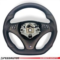 Échange Aplati Volant en Cuir BMW M-POWER E82 E84 E87 E88 E90 E91 E92 E93
