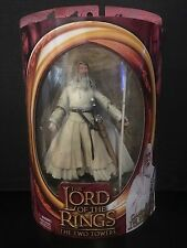 The Lord of the Rings The Two Towers Gandalf the White with Staff-Extending