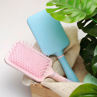 Beauty Tool Paddle Hair Brush - To Detangle Hair Style (Wet Or Dry)