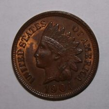 1901 Indian Head Cent MC5