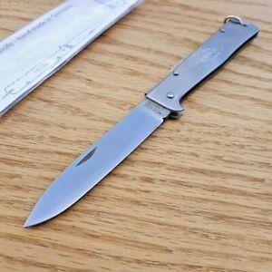 """OTTER-Messer Mercator Folding Knife 3.5"""" Satin Finish Blade Stainless Blade"""