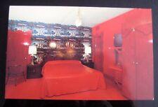 KitschY MADONNA INN Room 180 TRAVELER'S YACHT Postcard Motel San Luis Obispo CA