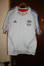 Adidas Albirex Niigata Japan J-League Men's White Futbol Soccer Jersey Size XL