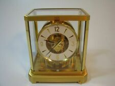 Le Coultre Atmos Classic Mantel Clock /Table Clock / Height