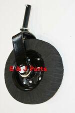 "Heavy Duty Tail Wheel Assembly 15""-1 1/2"" Yoke–Cast Iron Hub-Bush Hog,Land Pride"