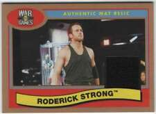 2018 WWE Heritage NXT TakeOver War Games 2017 Bronze Relic /99 Roderick Strong