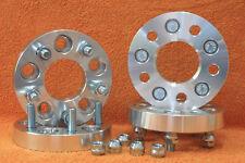 4 Distanziali Wheel Spacers 25mm 5x108 5x4.25 FORD Focus - C Max - Grand C Max