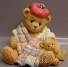 Cherished Teddies: Can't Bear To See You Under the Weather (Enesco)
