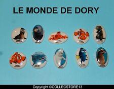 SERIE COMPLETE DE FEVES DISNEY LE MONDE DE DORY-NEMO