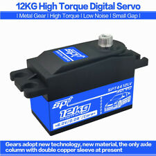 For SPT4412LV 12KG Digital Servo Large Torque Metal Steering Car Gear RC Drift,