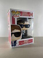 Funko POP! Movies, Baby Driver   594   Baby Vinyl Figure
