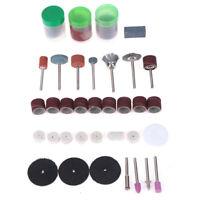 105Pcs Mini Electric Drill Grinder Rotary Tool Grinding Polishing Cutter RK