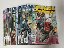 Batman Comic Lot Red Hood Arsenal 1-3 5-13 25-34 36-39 VF+ Bagged