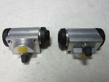 Fiat Punto 1,4 Natural Power 09-12 Satz Radbremszylinder(2 Stück)System LOCKHEED