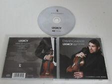 David Garrett – Legacy / Decca – 4764425 CD Album